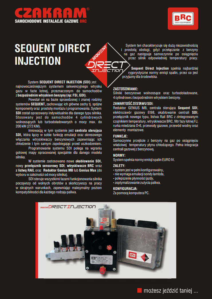 sequent-direct-injection